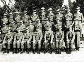 David Lynch, Army