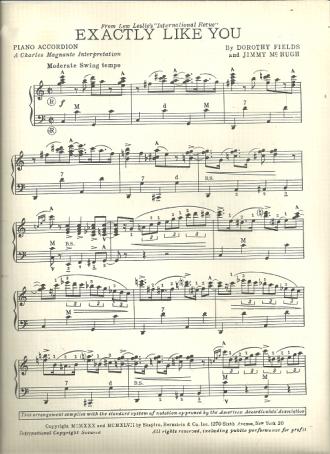 Dorothy Fields 1905-1974 lyric