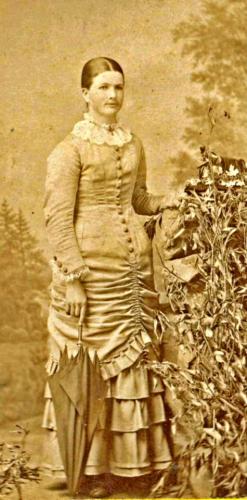 Ellen Annie Hooper : 1866-1940