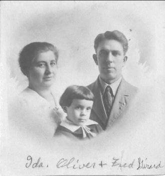 Alfred, Ida, Oliver