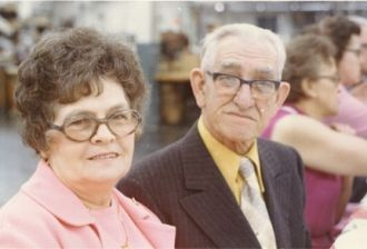 William & Daisy Kinzinger