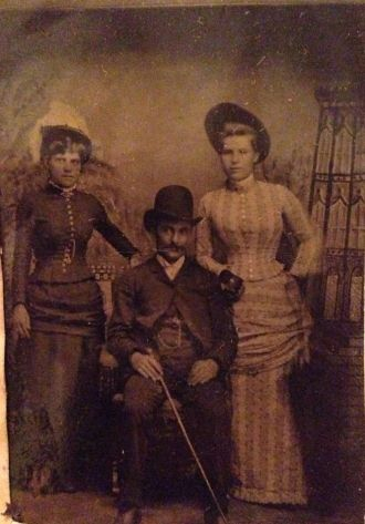 Unknown Mason Family