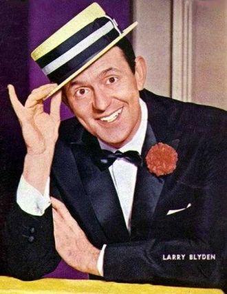 A photo of Larry Blyden