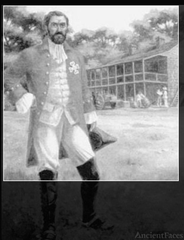 Don Antonio Gil Y'Barbo