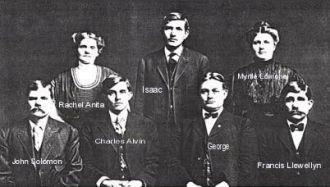 Colvin Family, 1890
