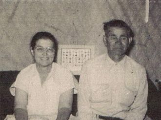 "Mary (Walker) & Edmon ""Cub"""