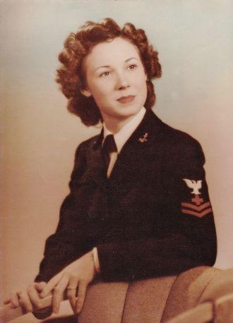 Evelyn Gertrude (Hayes) Whitehurst