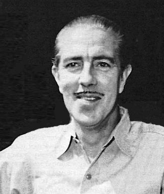 A photo of Ivan T. Sanderson
