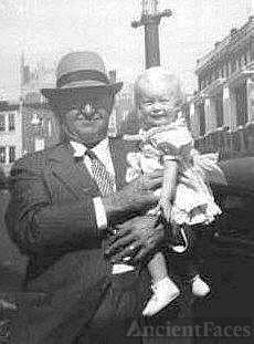 Grandpa Ritz & Barbie 1948