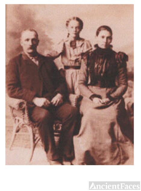 Albert Maywood Elliott Family