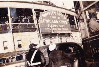 Wrigley Field, IL 1930's