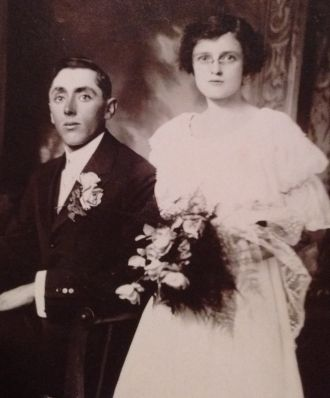 Florence (Coyne) and Oscar Tanner