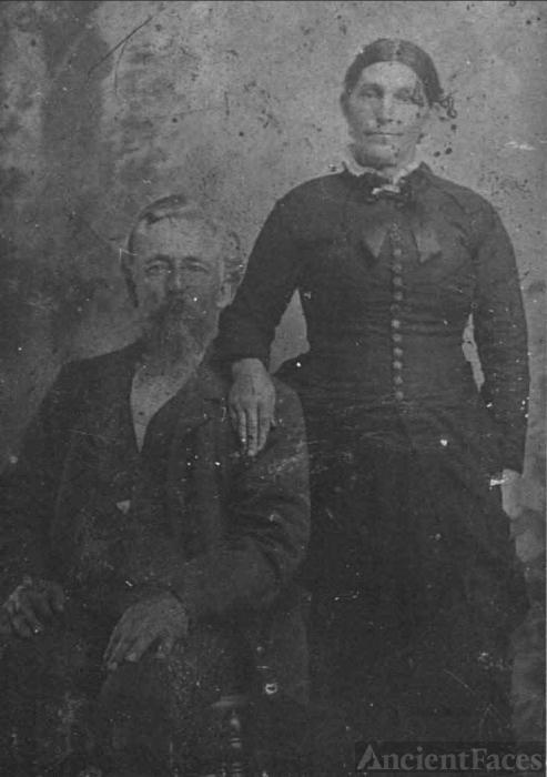 James & Eliza (Ritenberg) Hinton