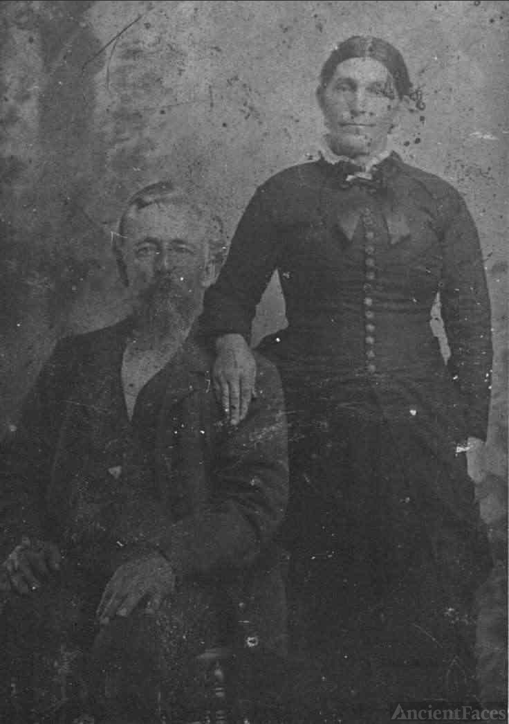 James & Eliza (Ritenberg) Hinton