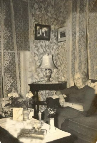 Aunt Annie Hannigan Willette [Ludlow, ME/Lawrence,MA]