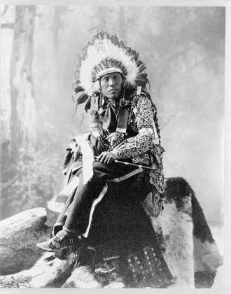 Eagle Bear - Native American