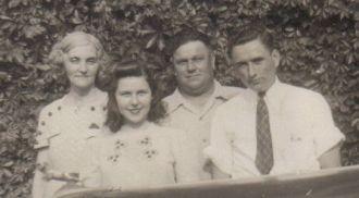 Willie Cain Family, Kentucky
