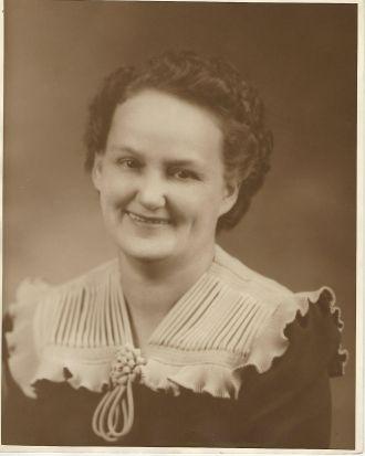 Jessie Elizabeth (Childers) Strickland