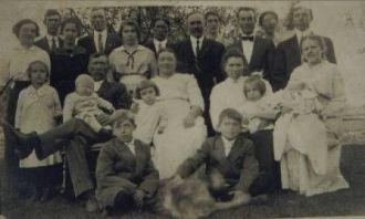 1914 Whitmer Reunion