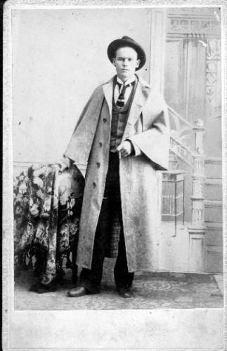 A photo of William W Sherrill