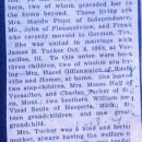 Obituary - Mary Almeda Soule