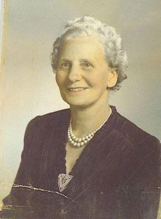 Florence Lydia Rankin Green Poulsen