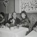 Serge Obolensky and Phyllis Kirk
