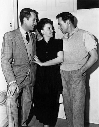 Charles Walters, Judy Garland, Gene Kelly