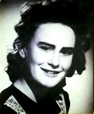 Phoebe Freda Ahmed born Corbett