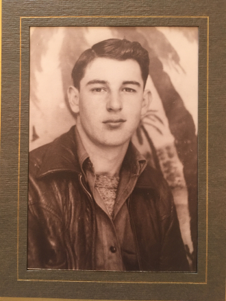 My dad Leland (Bud) Miller when he was 16