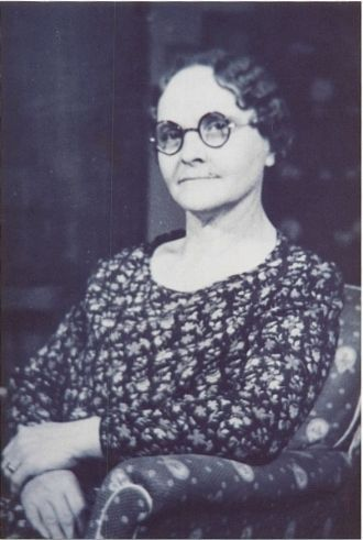 A photo of Anna Jane Carr  Smith
