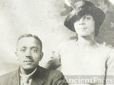 Earl Watts and Unkown Female