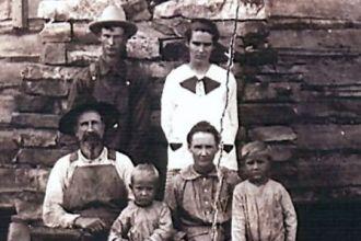 George Washington Whitfield & Family