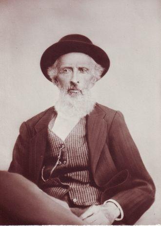 Allen Boone circa 1880