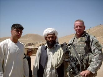 Jeffrey Macky Feltman, Afghanistan