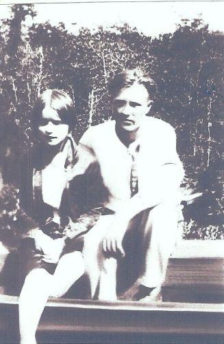 Mary (Lott) & Walter O'Steen