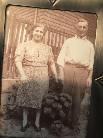 Angelo and Marion Iannantuono