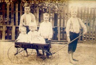 Cahill Children
