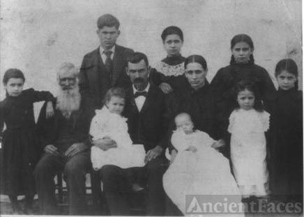 Joel Farley and family