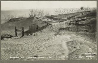 South Dakota, Dust Bowl 1935