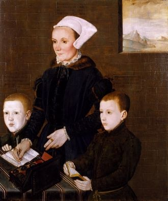 Alice, Martin, & Stephen Barnham, England 1557