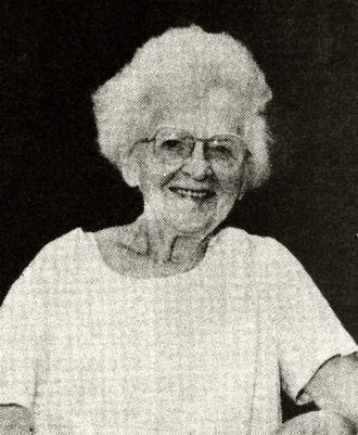 Edith Grace Mahan Gillespie
