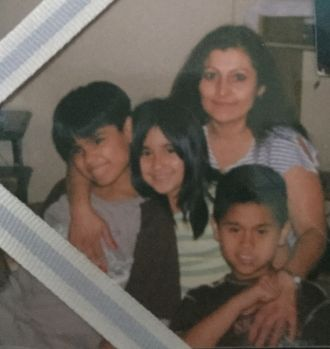 Shirley Ann Morales family