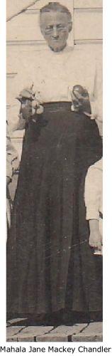 Mahalia Jane Mackey Chandler