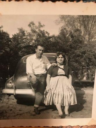 Joseph and Delma Sue Foster