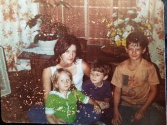 Mamie Catherine (Morris) Schelsky Family