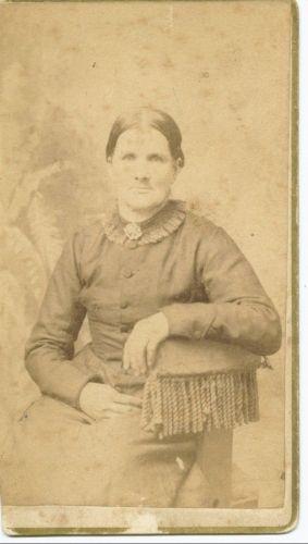 Hannah Brown wife of David O. Lewis