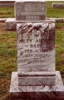 Wiley August Bass, Sr.