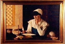 Anne Bradstreet Dudley