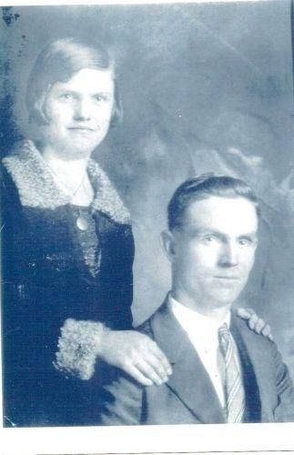 David & Bessie (Bowen) Peck